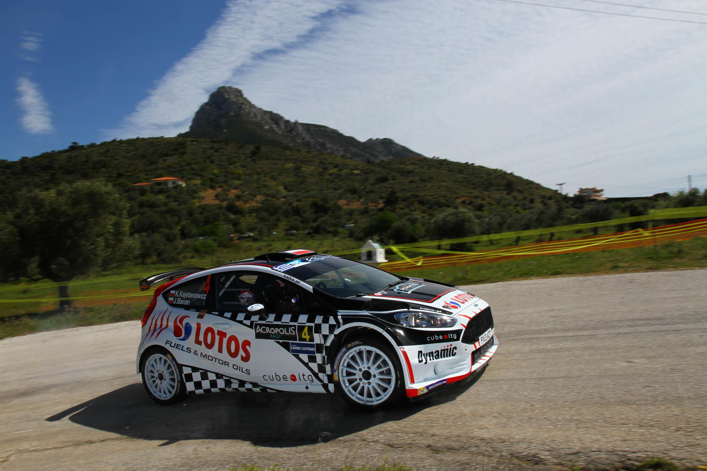 LOTOS Rally Team Crew Kajetanowicz and Baran go fourth fastest in ...